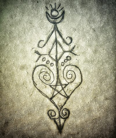 A sigil for health, vitality, and longevity - maybe..